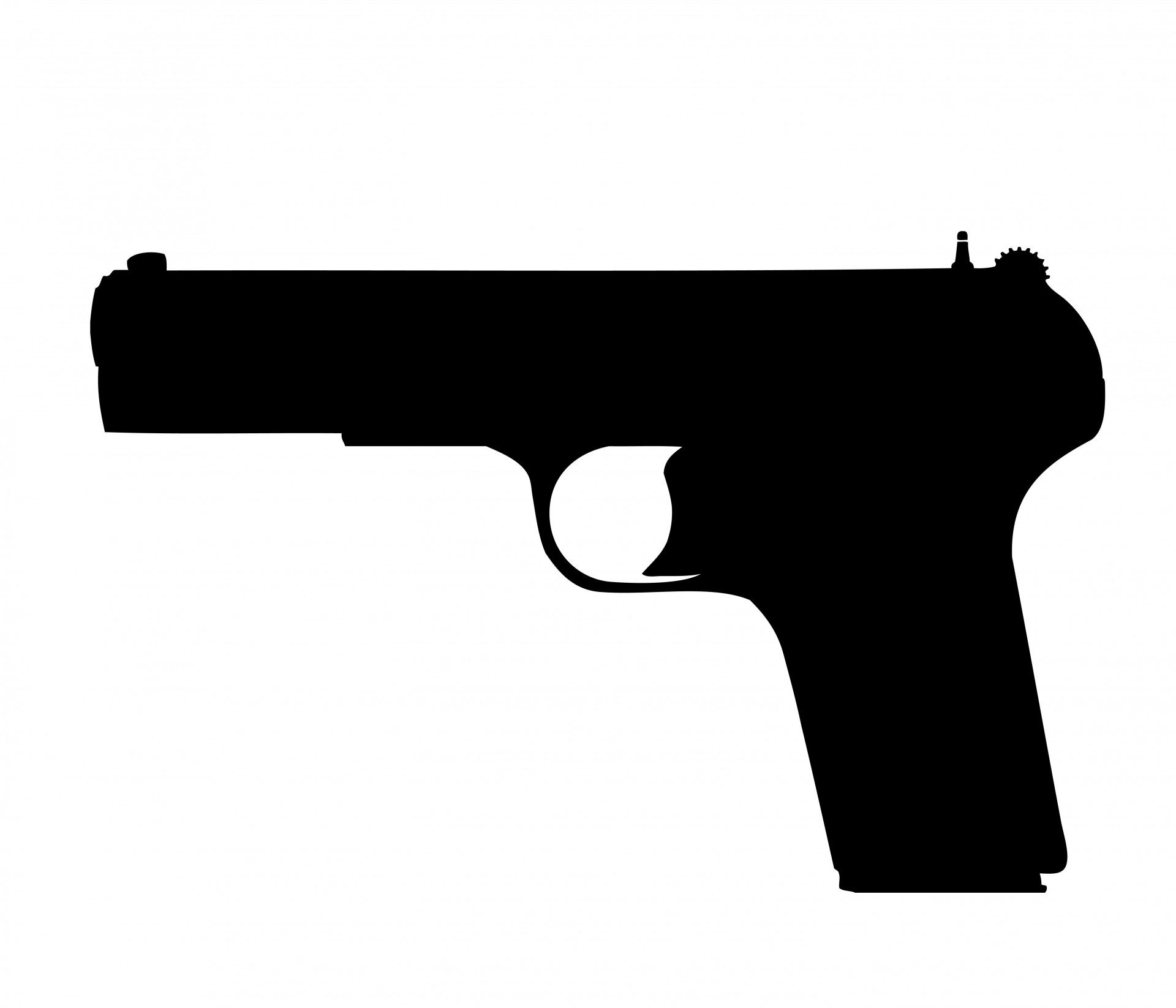 Firearm Clipart.