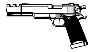 Pistol Clip Art Download.