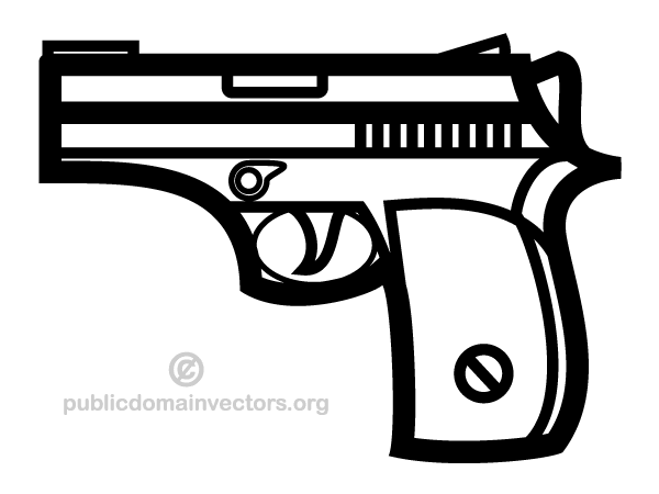 Firearms Clipart.