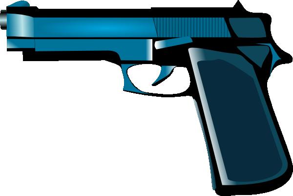 Shooting Gun Clipart.