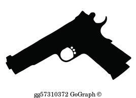 Firearm Clip Art.