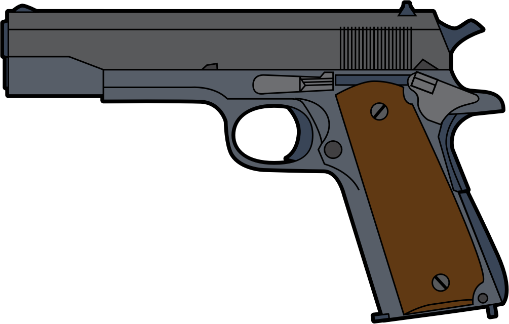 Hand gun clipart 20 free Cliparts | Download images on ...