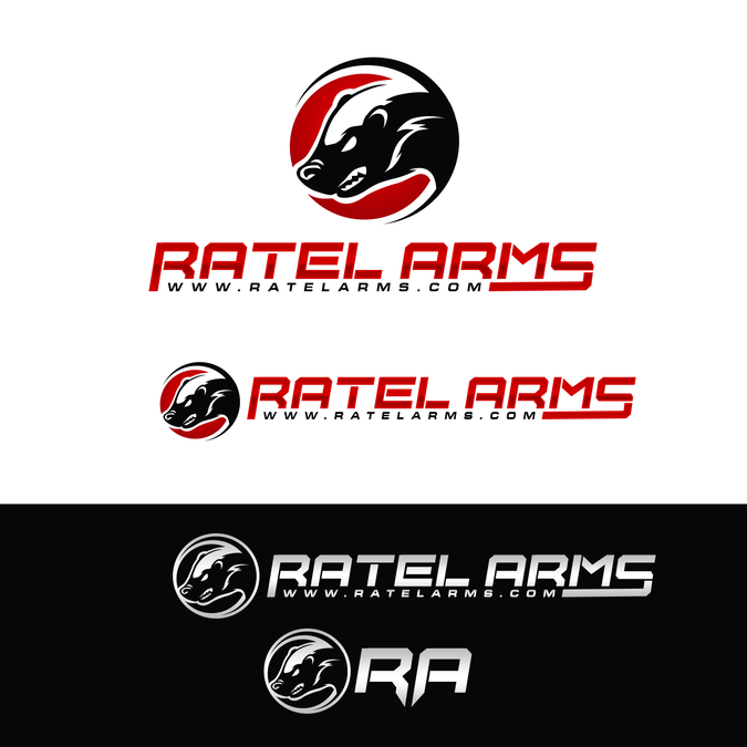 Firearms Logo As Deadly And Badass As The Guns We Produce.