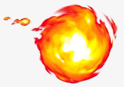 Transparent Fireball Gif Png.