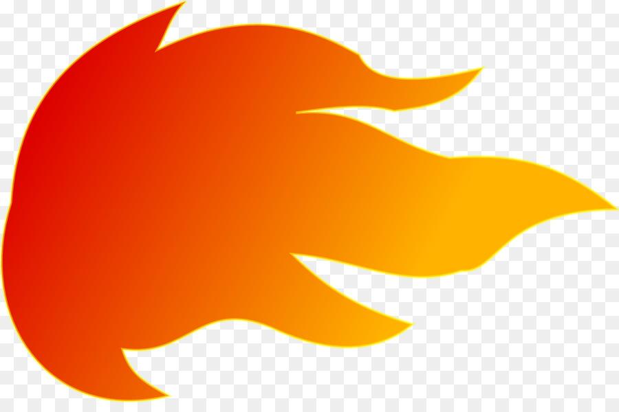 Fireball Logo clipart.