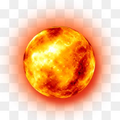 Fireball PNG.