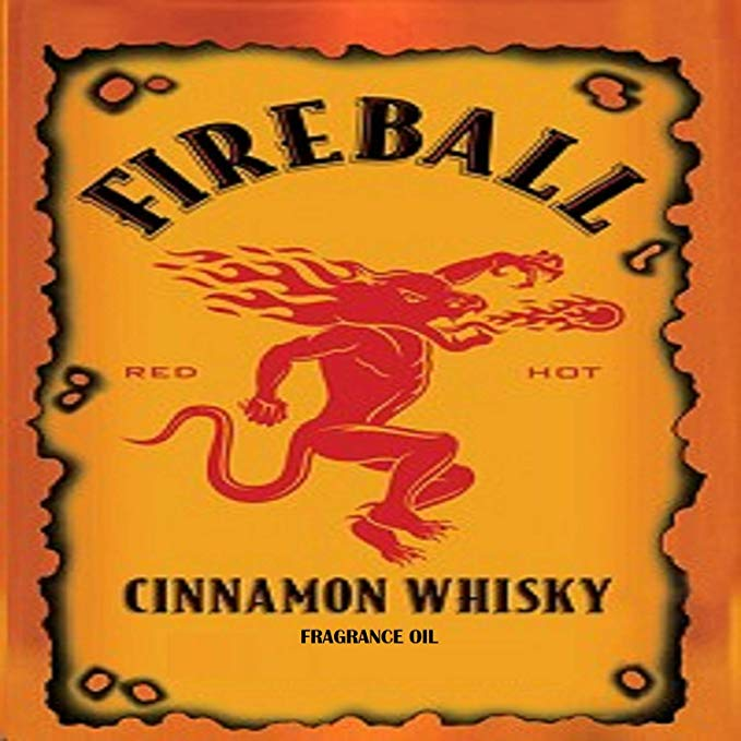 Fireball Whiskey Type Fragrance Oil.