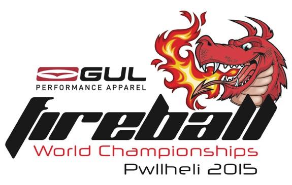 Sailwave results for Gul Fireball World Championship 2015 at Plas.