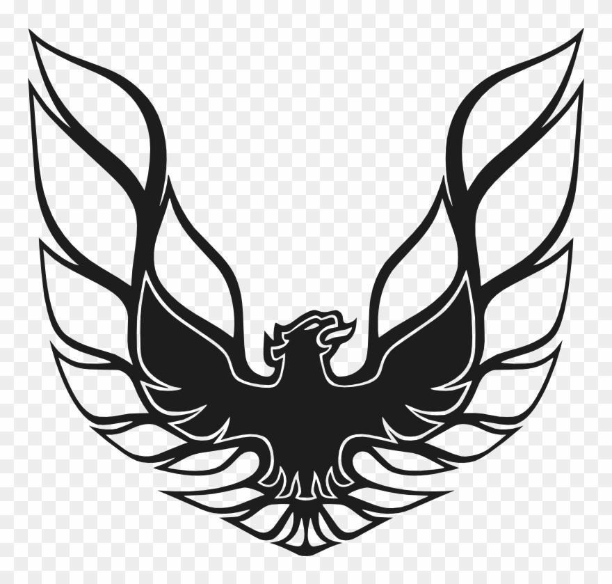 Firebird Trans Am Stencil.