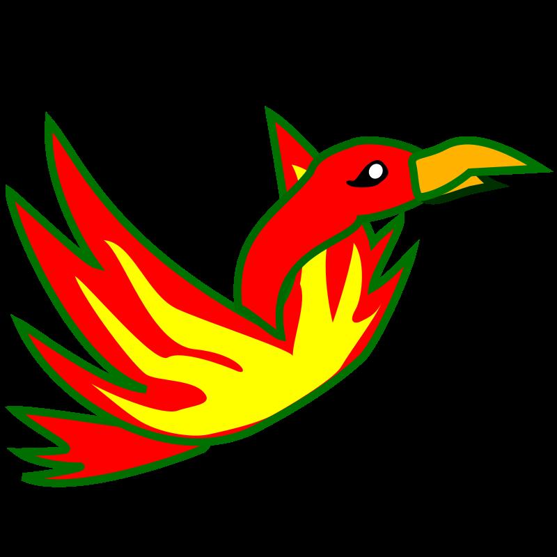Free Clipart: Mozilla firebird.