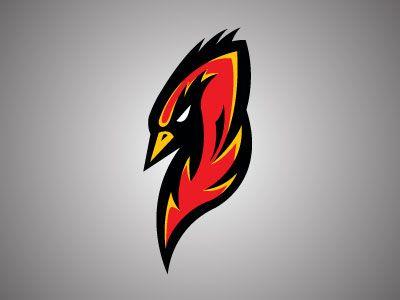 Firebird team logo.