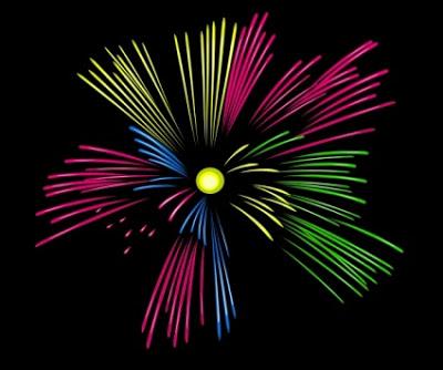 Free Fireworks Clipart ~ aenonloo.