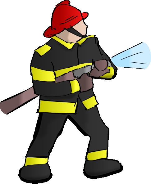 Firefight 20clipart.