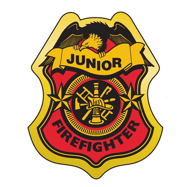 Printable Firefighter Badge.