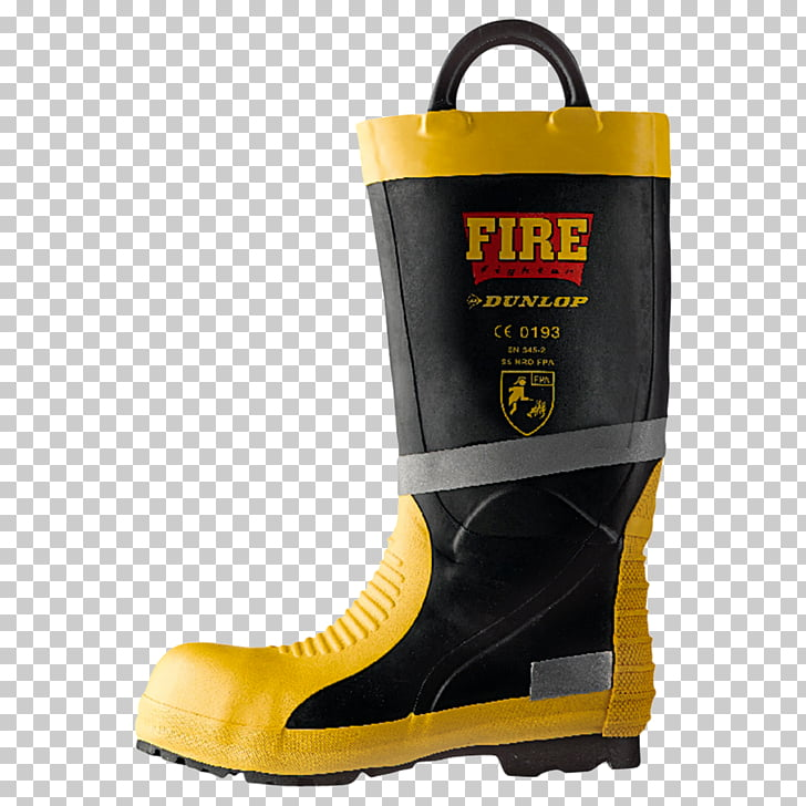 Boot Shoe, firefighter fire fire PNG clipart.