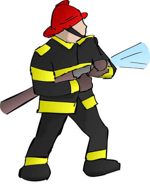 Free Cartoon Firefighter Pictures, Download Free Clip Art.