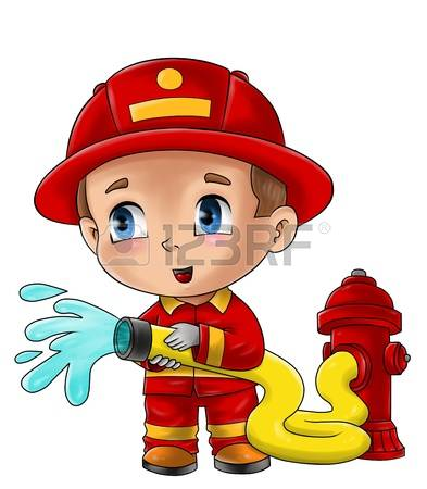12,060 Firefighter Stock Vector Illustration And Royalty Free.
