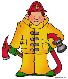 Firefighter Clip Art Free.