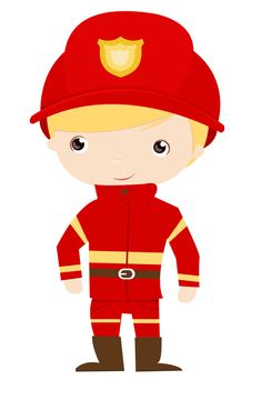 Firefighter Clipart Png.