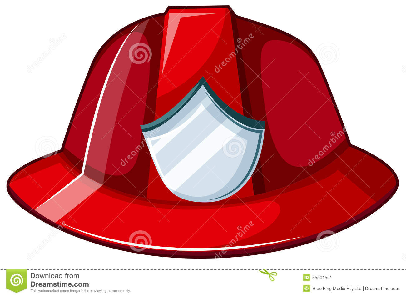 Firefighter Hat Templates.