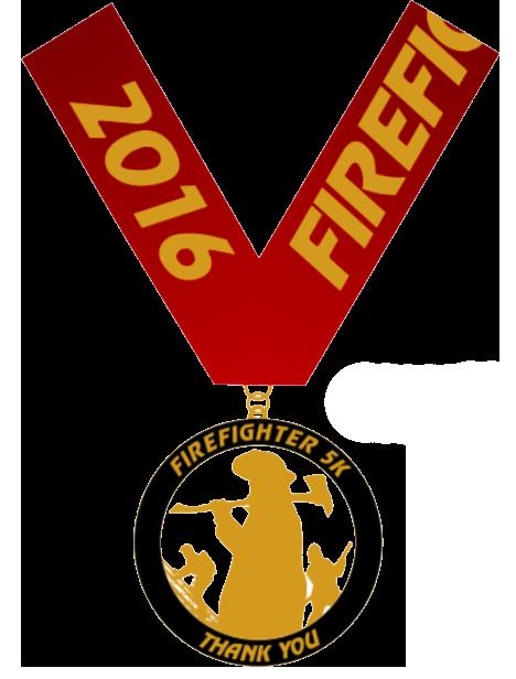 Firefighter 5K.