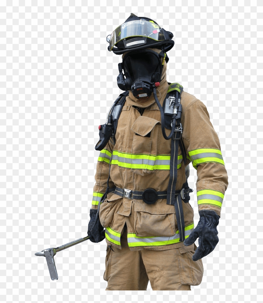Firefighter Png Download Image.