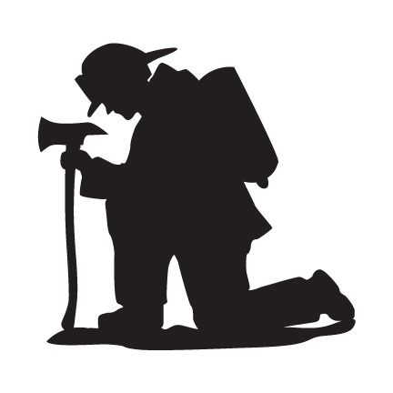 Firefighter Silhouette at GetDrawings.com.