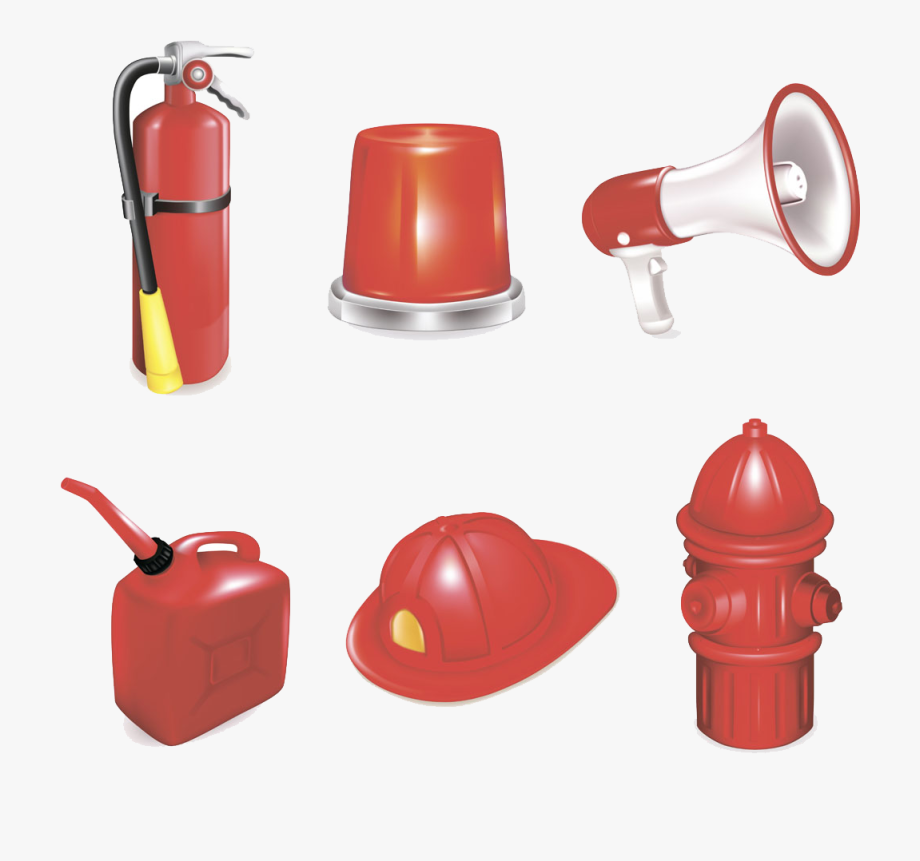 Hydrant Clipart Firefighter Equipment.
