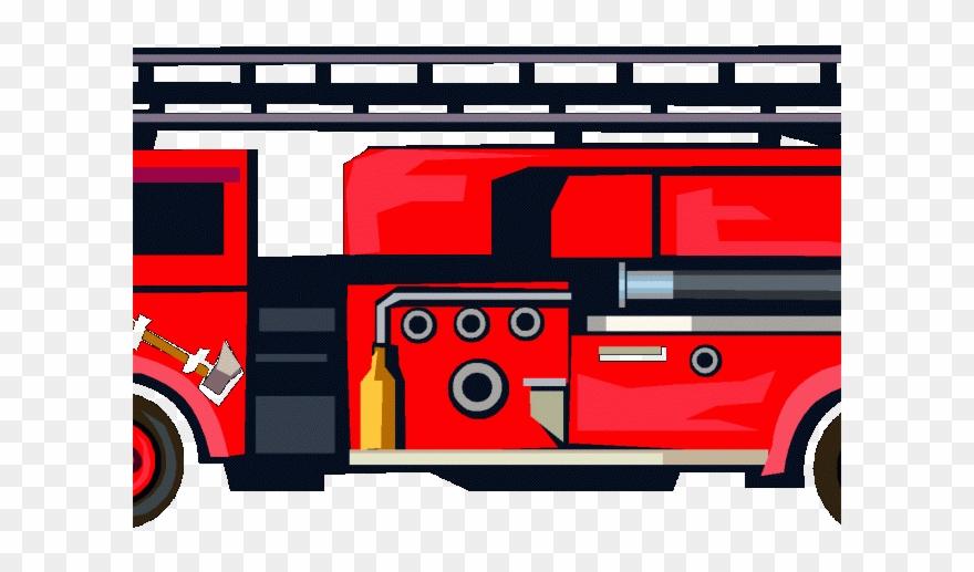 Fire Truck Clipart Fire Service.