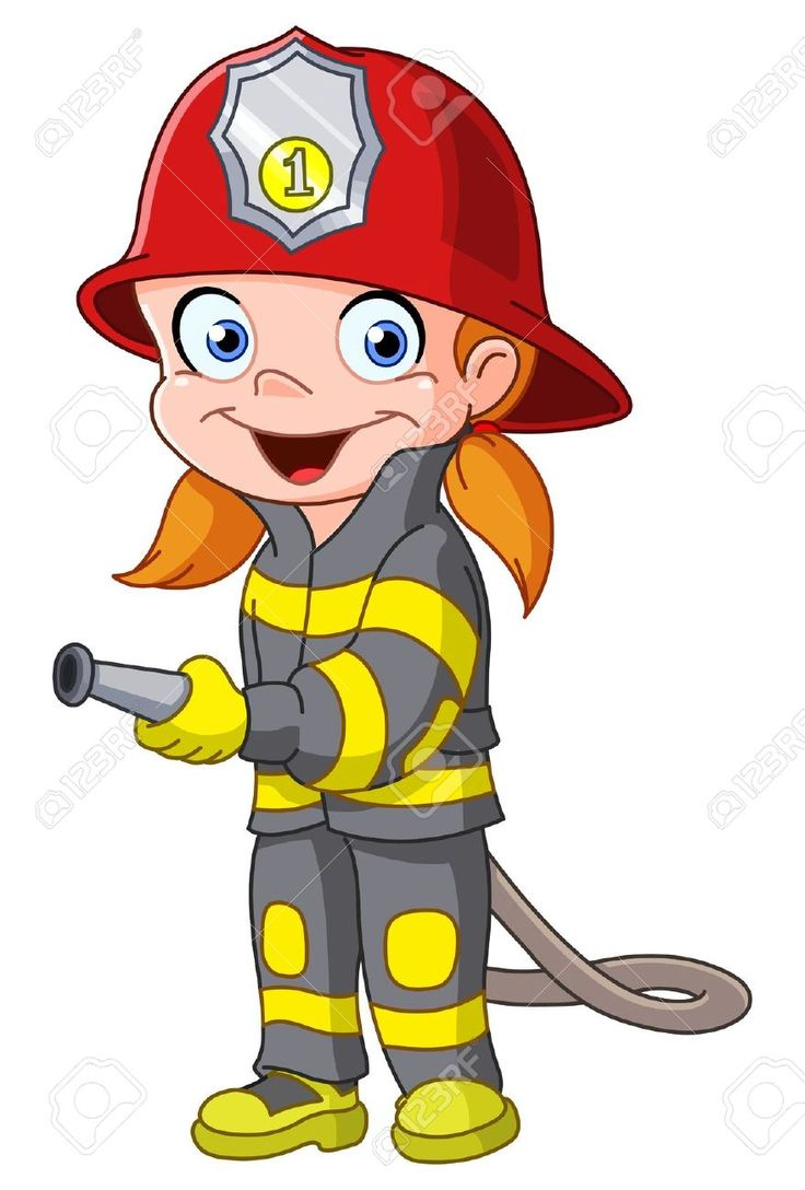 Firefighters Clipart.