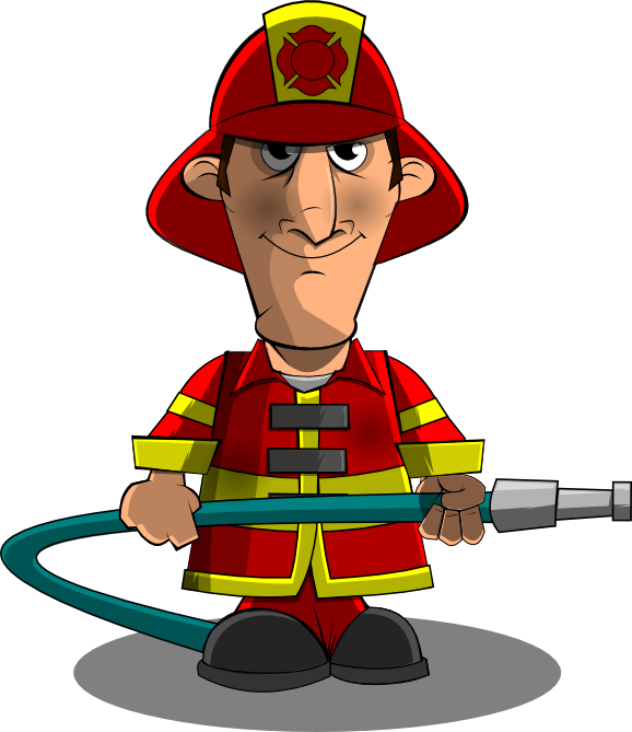 Firefighter clip art on firefighters clip art and firemen 2.