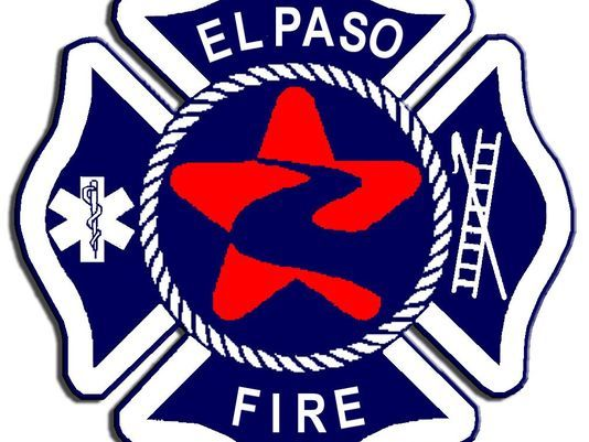 Firefighters responding to house fire in East El Paso.