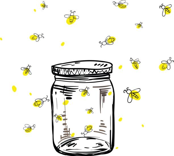 Fireflies clipart free » Clipart Station.