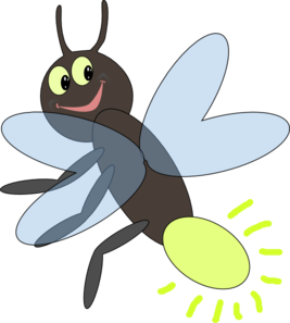 2124 Bug free clipart.
