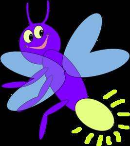 Firefly Clip Art.