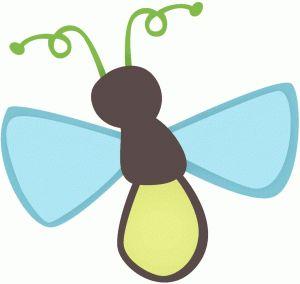 Firefly bug clipart.