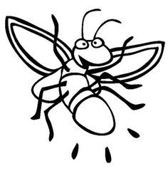 Collection of Firefly clipart.