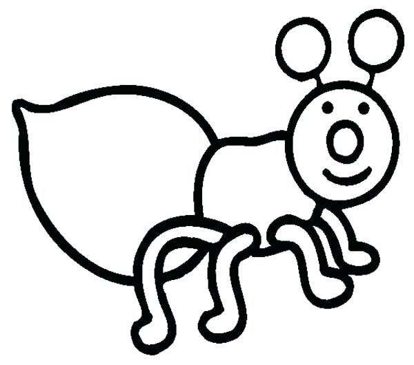 Firefly clipart black and white 6 » Clipart Station.