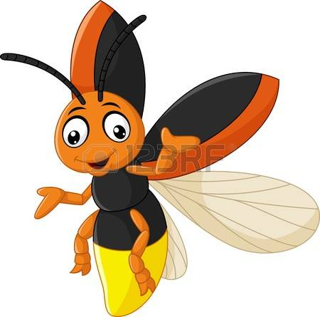 Firefly insect clipart 2 » Clipart Station.