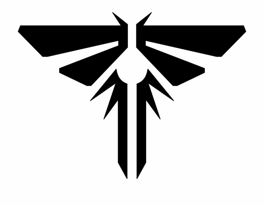 The Last Of Us Fireflies Logo.