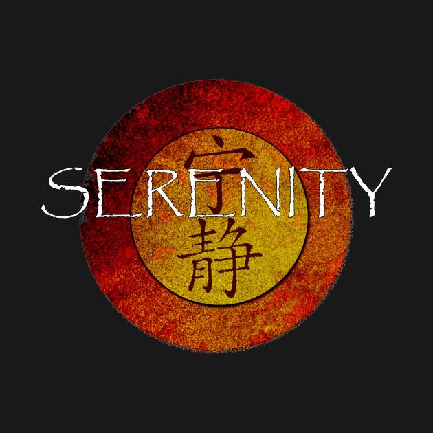 Serenity Logo.