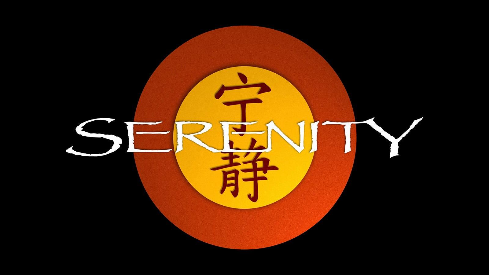 Serenity logo, Serenity, Firefly HD wallpaper.