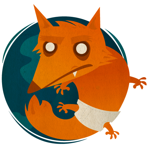 Mozilla Firefox Baby Icon, PNG ClipArt Image.