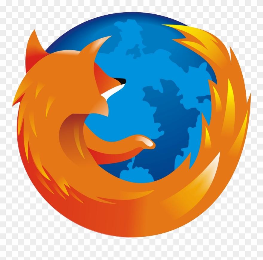Firefox Clipart.
