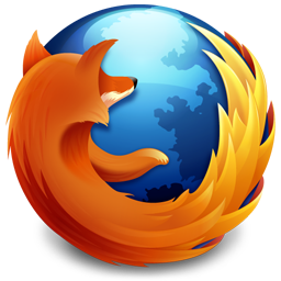 Firefox, png icon.