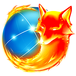 Browser, fire, firefox, fox, mozilla icon.