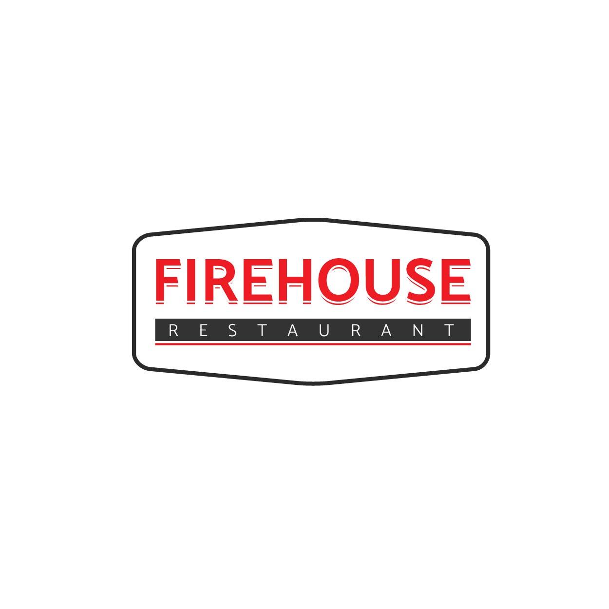 Bold, Modern, Restaurant Logo Design for Firehouse or.