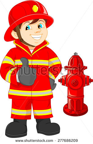 Cartoon Firefighter Pictures Group with 26+ items.