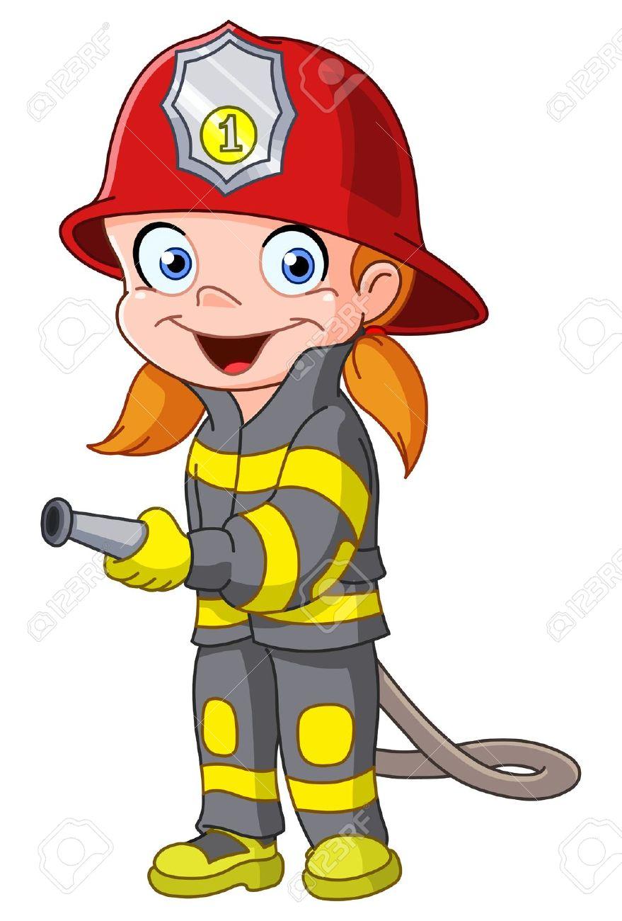 Free fireman clipart.