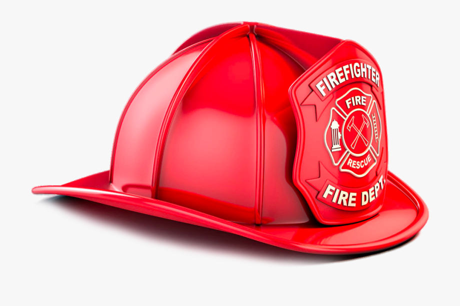 Firefighter Helmet Png.
